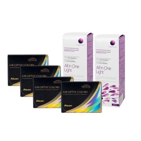 Air Optix Colors Numarasız Avantaj Paket