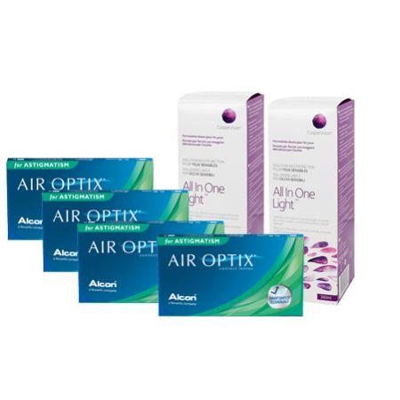 Air Optix For Astigmatism Avantaj Paket