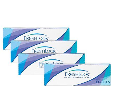 Freshlook One Day Numarasız Avantaj Paket