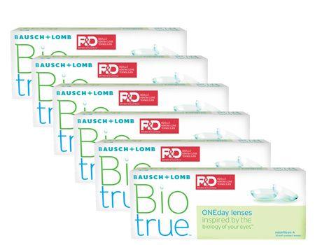 Biotrue One Day 6 lı Avantaj Paket