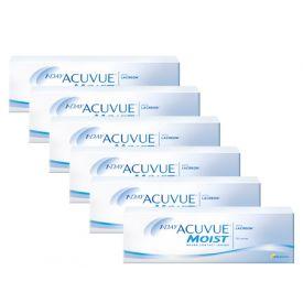 1 Day Acuvue Moist 6 lı Avantaj Paket