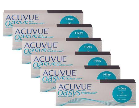 1 Day Acuvue Oasys 6 lı Avantaj Paket
