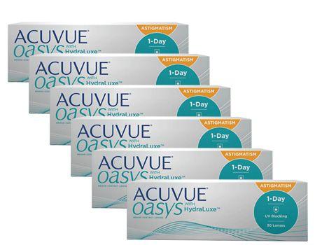 1 Day Acuvue Oasys For Astigmatism 6 lı Avantaj Paket