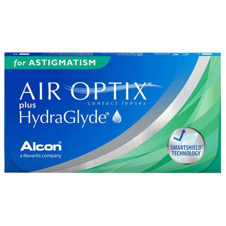 Air Optix Hydra Glade For Astigmatism