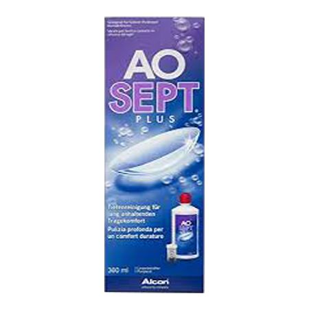 Aosept Plus 360 ml.....SKT 2021/10