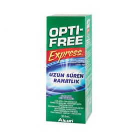 Promosyon Optifree Express 355 ml SKT 2019/11