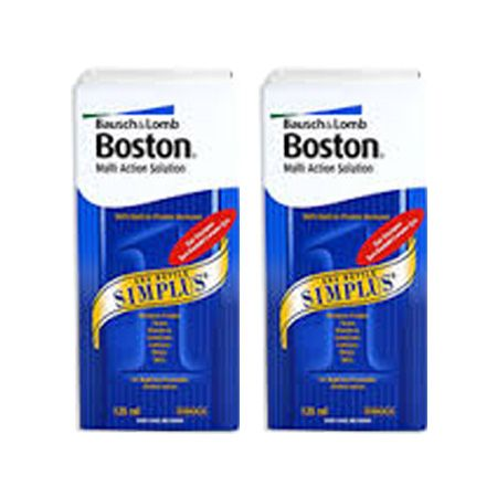 BOSTON SIMPLUS 2Lİ PAKET.....SKT 2022/04
