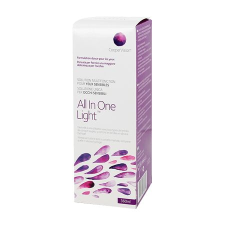 All in One Light 360 ml