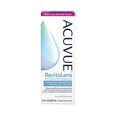 Acuvue Revitalens 360 ml.....SKT 2022/04