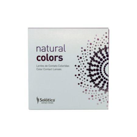 Solotica Natural Colors Numarasız (Hareli)