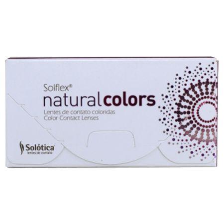 Solotica Solflex Natural Colors Numarasız (Hareli)
