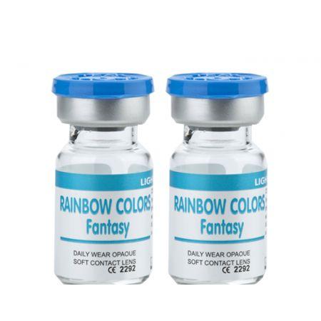 Rainbow Colors Fantasy Numarasız