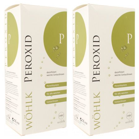 Wöhlk Peroxid 360 ml 2li Avantaj Paket